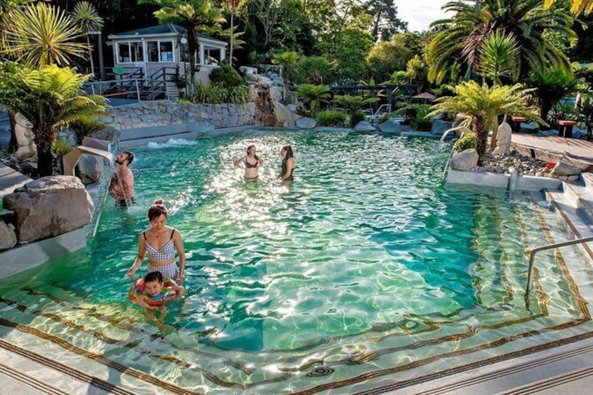 Water Park Entry to Taupo DeBretts Spa Resort