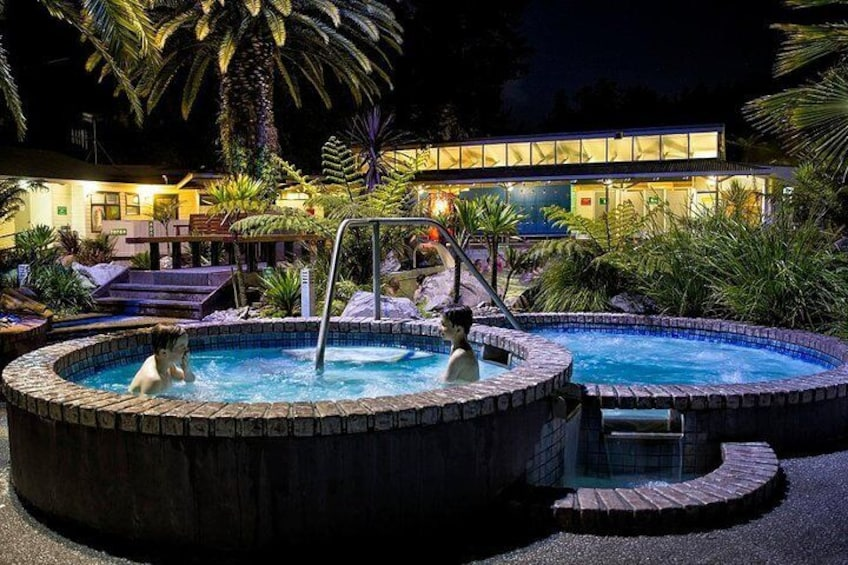 Spa pools- bubble of relax!