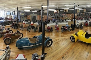 Classic Motorcycle Mecca - General Admission - Adult