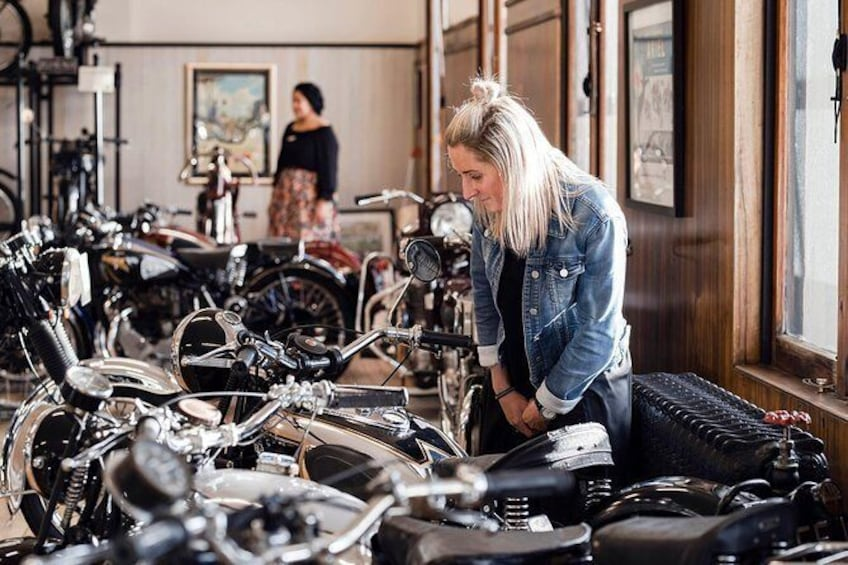 Show item 2 of 14. Classic Motorcycle Mecca - General Admission - Adult