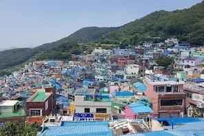 Busan Tour with Gamcheon Culture Village
