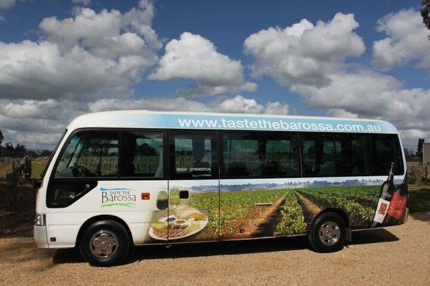 Small-group Barossa Valley wine and winery tour