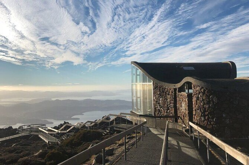 Day Tour in Mt. Field, Mt. Wellington, Bonorong Wildlife Sanctuary and Richmond