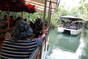 Valley of the Latte Jungle Riverboat Adventure Cruise