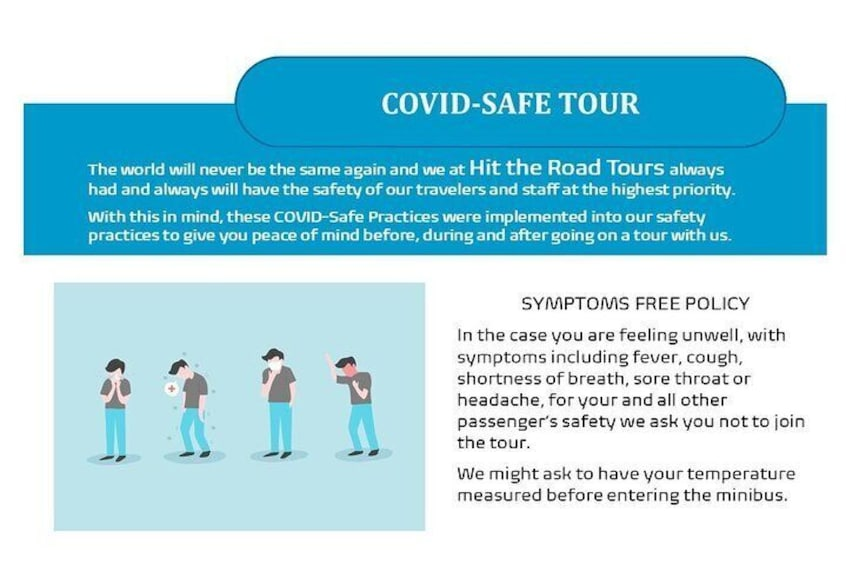 Covid Safe Tour