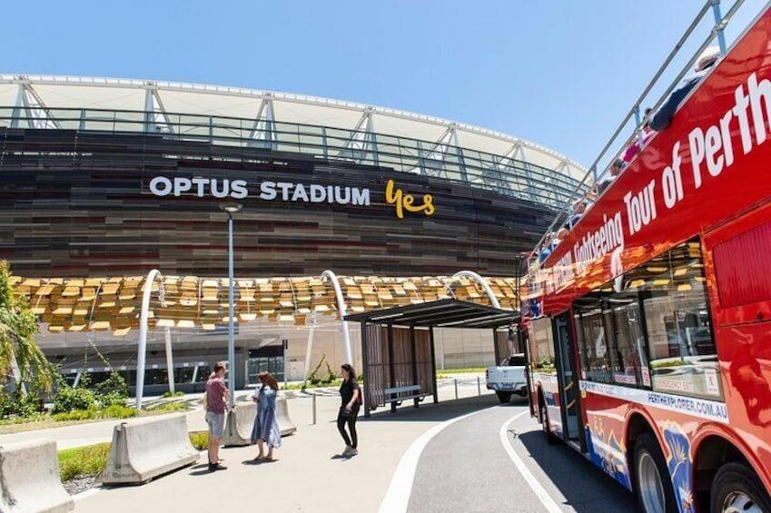 Perth Hop-On Hop-Off Bus Tour
