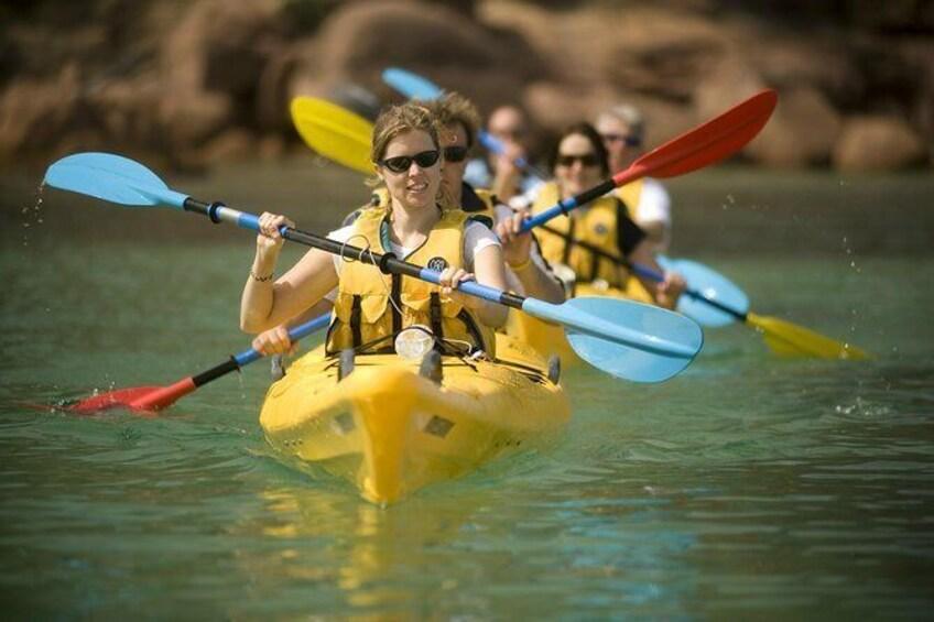 Show item 4 of 9. The Freycinet Paddle