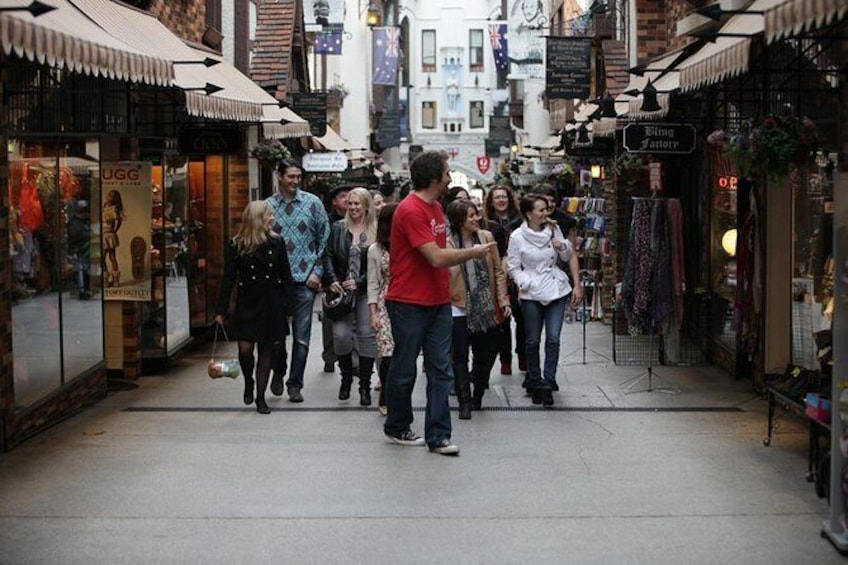 Morning Coffee, Culture and Art Walking Tour of Perth