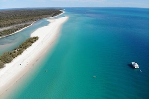 Fraser Island West Coast BBQ Lunch Cruise from Hervey Bay Including Kayakin...