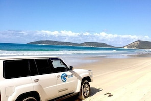 Private Rainbow Beach 4x4 Day Trip from Noosa