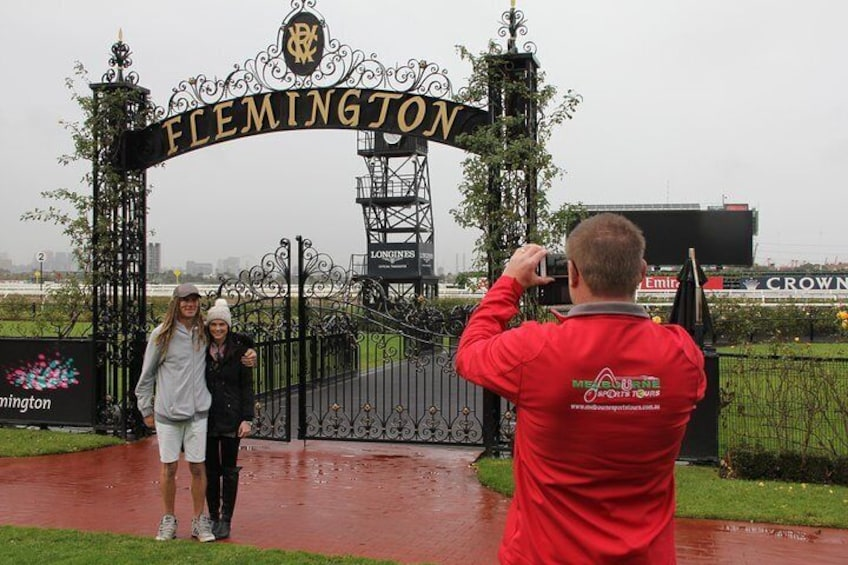 Sports and Beer Tour of Melbourne - Flemington Racecourse