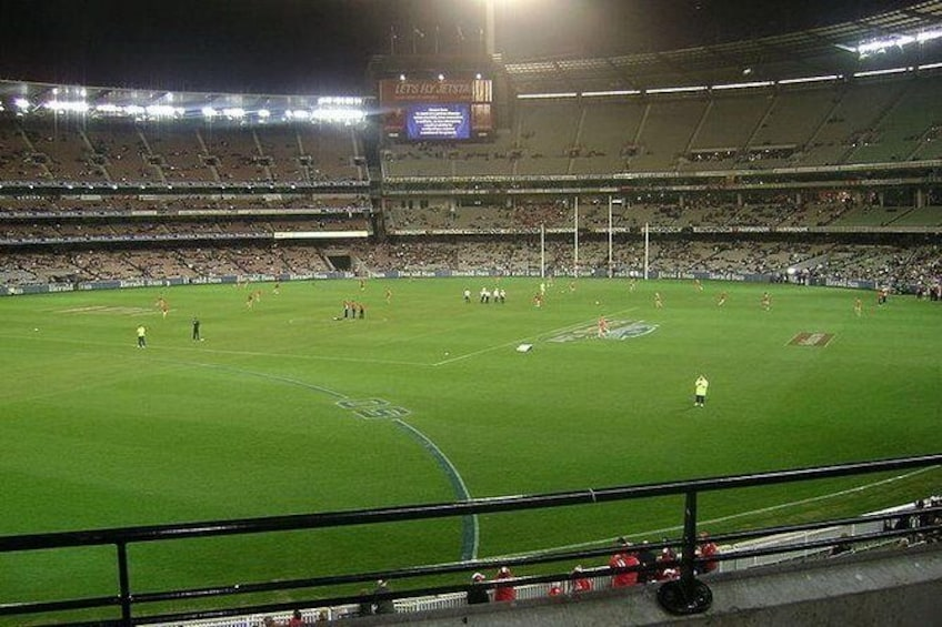 Sports Lovers Tours of Melbourne