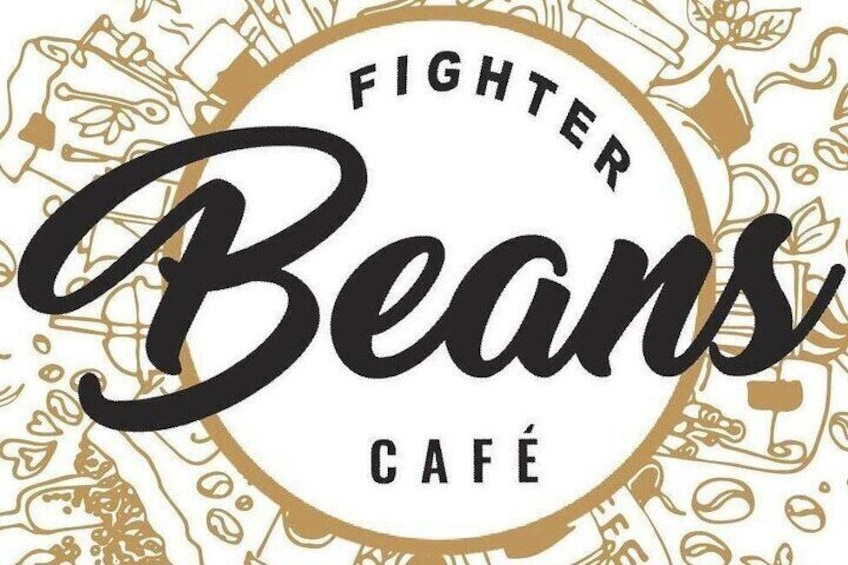 You're always welcome at the Fighter Beans Café