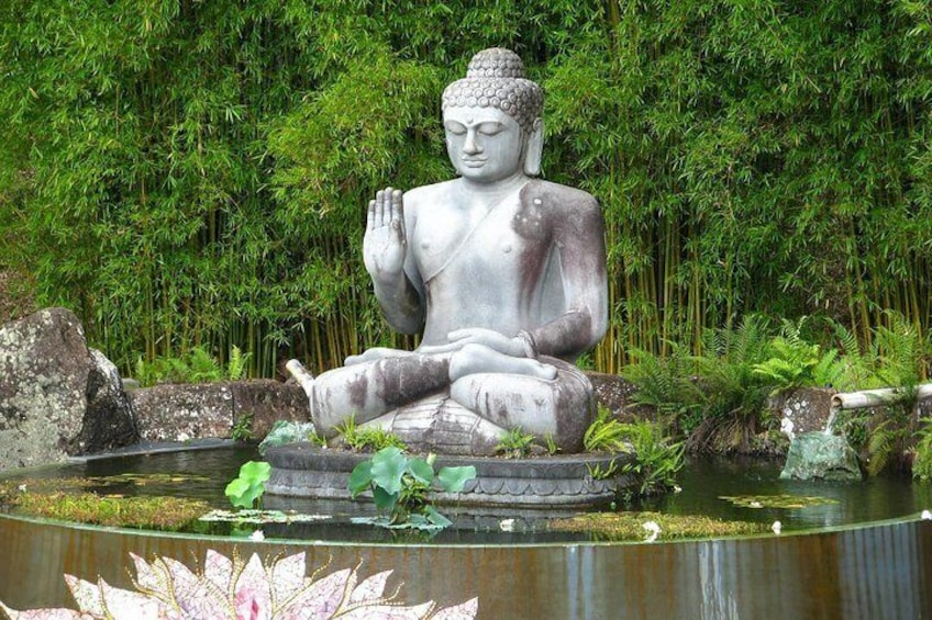 Buddha walk