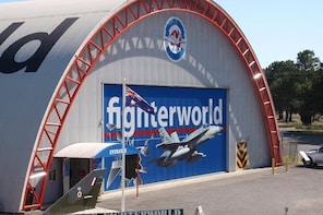 Family Pass: Fighter World Museum Admission Ticket