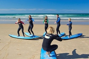 Learn to Surf at Anglesea on the Great Ocean Road
