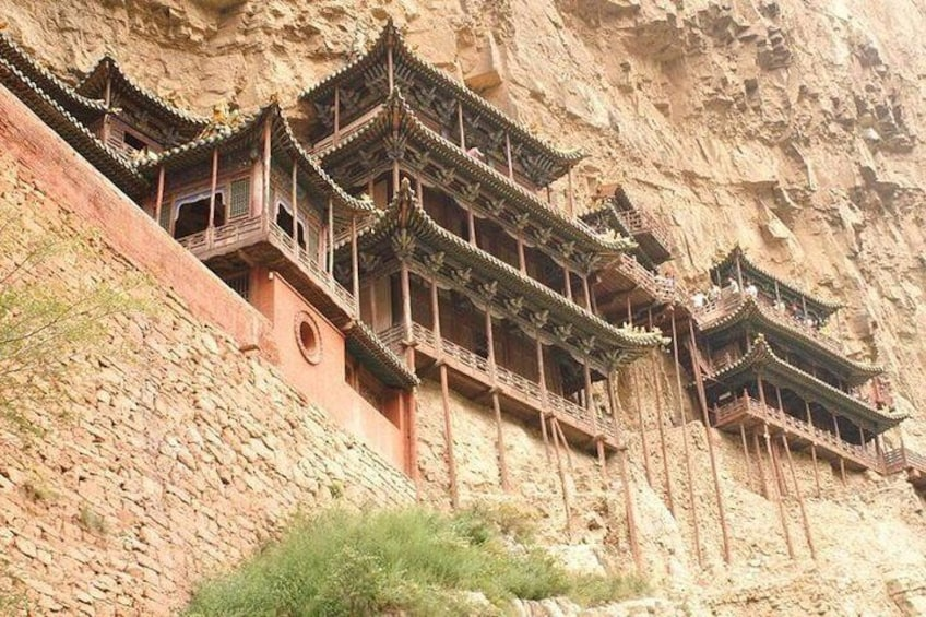 Hanging Monastery, Datong
