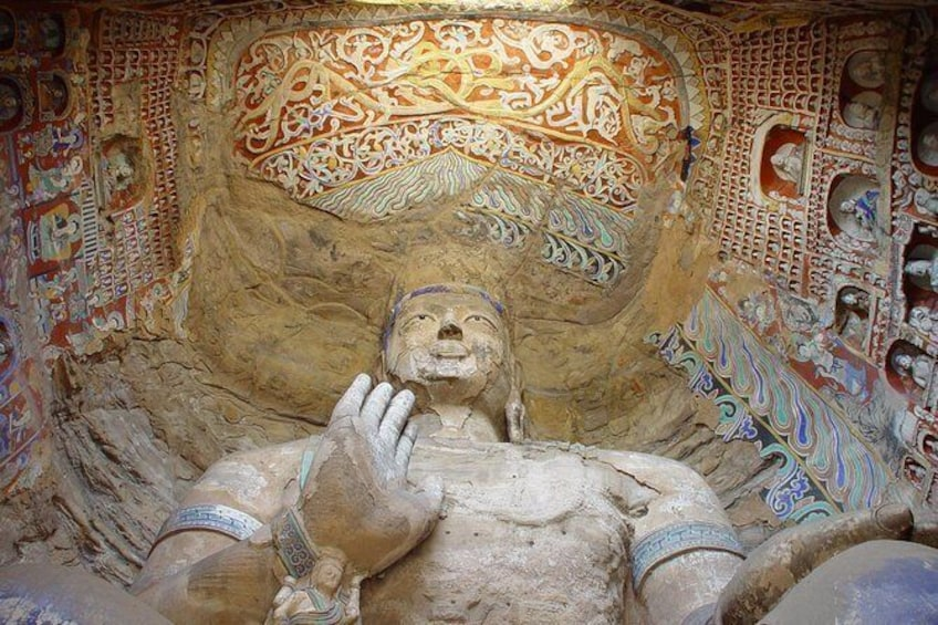3 Days Datong Tour from Beijing to Yungang Grottoes, Hanging Monastery