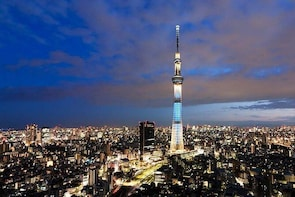 TOKYO SKYTREE Admission Ticket