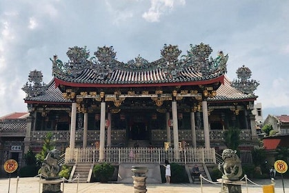 Penang Heritage Guided tour with trishaw ride