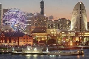 Private Tour - An Izakaya Experience and Glittering Night Views in Yokohama