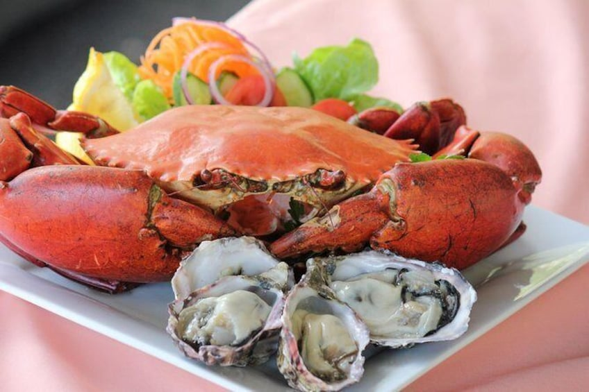 Show item 2 of 7. Gold Coast Catch a Crab Tour with Optional Seafood Lunch