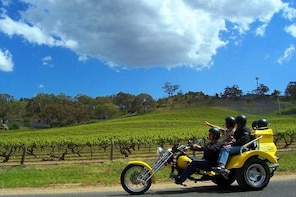 Unique Trike Barossa Valley Half Day Private Tour For 2