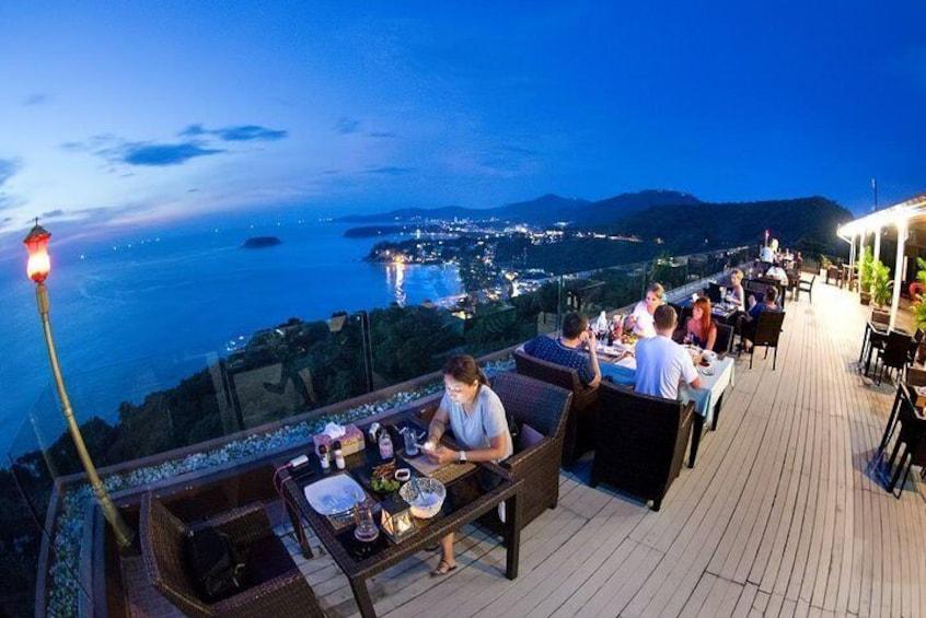 Phuket City Tour: Karon View Point, Big Buddha & Wat Chalong (Multi Languages)