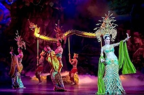 Alcazar Cabaret Show at Pattaya Admission Ticket