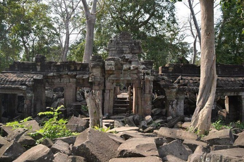 Show item 1 of 7. Full Day Banteay Chhmar Temple from Siem Reap