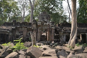 Full Day Banteay Chhmar Temple from Siem Reap