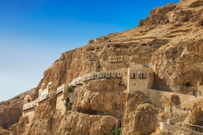 Guided Tour to Bethlehem Old City and Jericho City