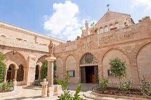 Bethlehem and Jericho tour to from Jerusalem/Tel Aviv