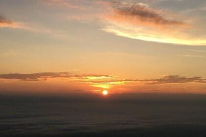 Amazing Sunrise on Doi Suthep temple for 2:30 hours ( Nature & Culture tour )