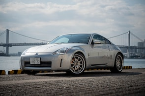 Driving Experience with Nissan FairladyZ(AT) in Tokyo Route1