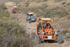 Quad or Buggy Tour in Caleta de Fuste