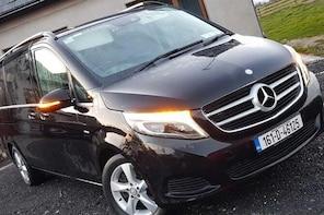 Limerick City To Dublin Airport Or Dublin City Private Chauffeur Transfer