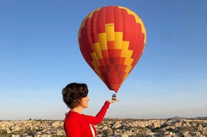 7-Day Istanbul & Cappadocia Tour with Hot Air Balloon Flight