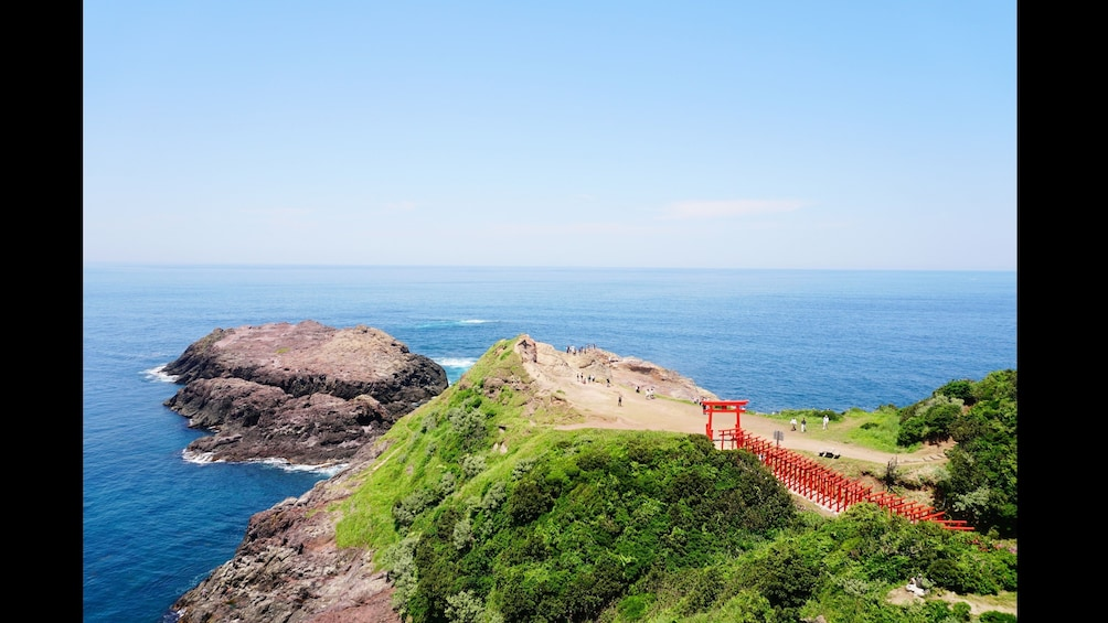 Show item 2 of 8. Discover Yamaguchi best spots by private taxi