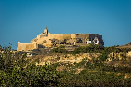 Gozo island guided tour from Malta including Ggantija UNESCO