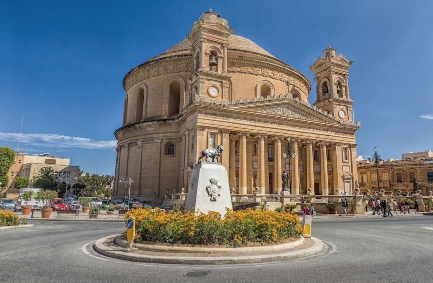 Show item 3 of 8. Mdina, Rabat, Dingli, San Anton, Ta'Qali & Mosta guided tour