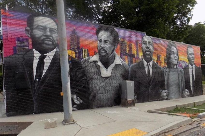 Atlanta Black History & Civil Rights Tour