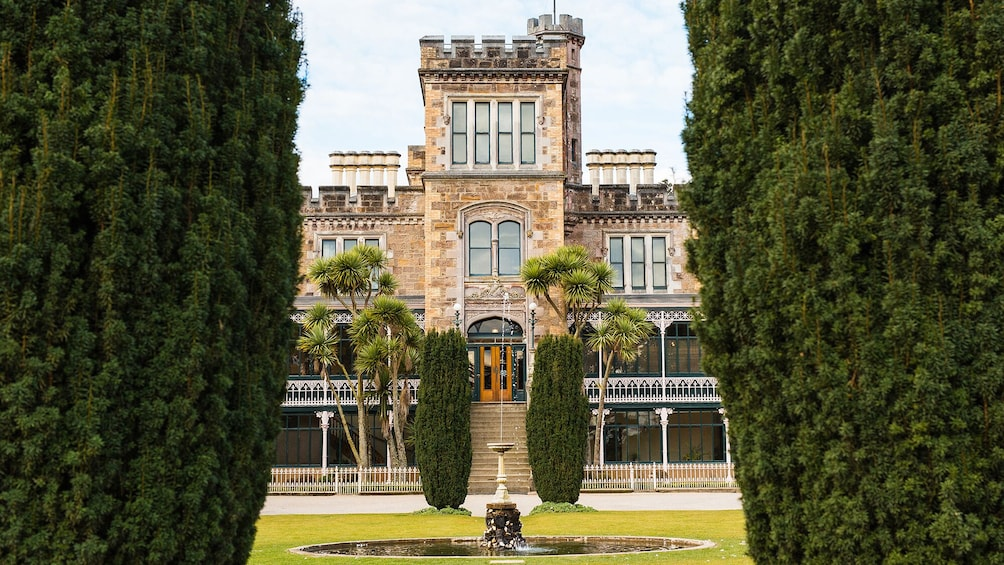 Show item 1 of 6. Wildlife Cruise & Larnach Castle Tour