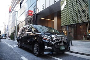 Private departure transfer from Kobe City & Arima Onsen to Kansai Airport
