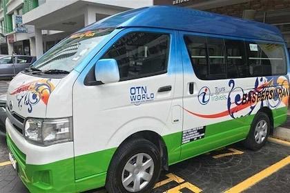 Kuala Besut To Taman Negara One Way SIC Transfers