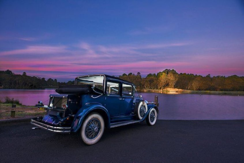 Two hour tour in a beautiful Vintage 1929 Cadillac LaSalle.