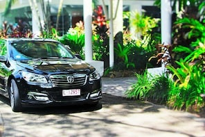 Airport Transfer - Mission Beach To Cairns Airport
