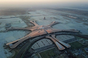 Private Beijing Daxing International Airport Arrival Transfer
