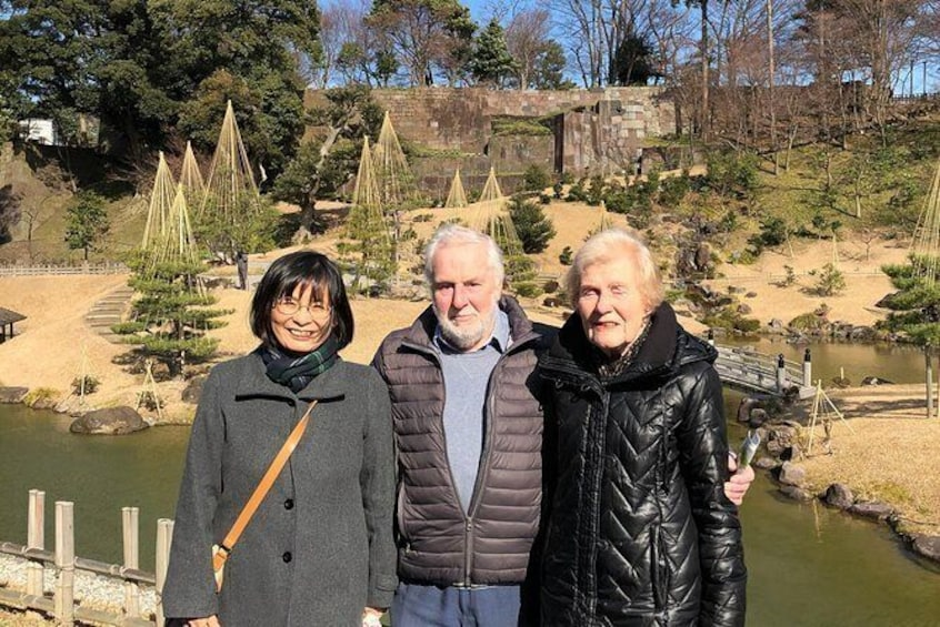 Show item 5 of 12. Kanazawa Full-day Private Tour with Government Licensed Guide