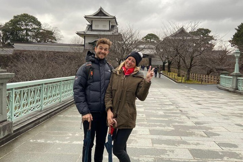 Kanazawa Full-day Private Tour with Government Licensed Guide